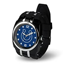 buy Nfl Indianapolis Colts Crusher Watch, Black