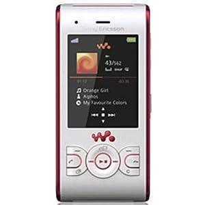 Sony Ericsson W595 Walkman Unlocked Phone with 3.2 MP Camera--U.S