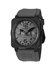 Bell & Ross Aviation Chronographe Men's Automatic Watch BR 03-94 Commando