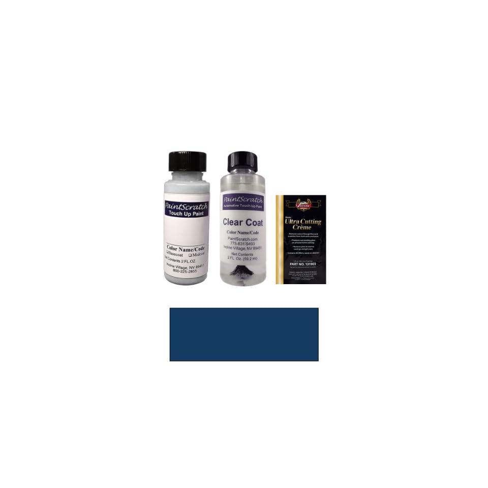 2 Oz. Dark Spectrum Blue Metallic Paint Bottle Kit for 1990 Dodge Ram Pickup (JB6/DT8917)