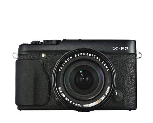 FUJIFILM デジタルカメラミラーレス一眼 X-E2ズームレンズキット ブラック F X-E2B/1855KIT