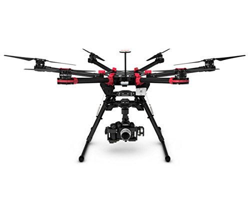 DJI S900 ARF Hexacopter Drone Kit w/Z15-N7 Gimbal & A2 Controller
