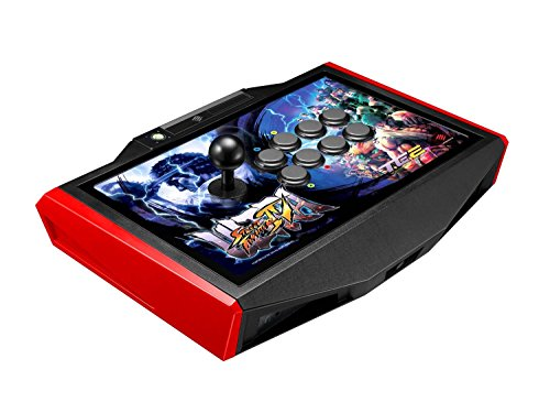 MAD CATZ Ultra Street Fighter IV Arcade Fight Stick TE2 tournament edition 2 for Xbox 360 (Sony Fs 1000 compare prices)