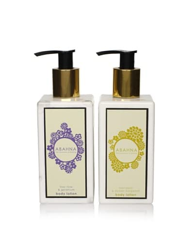 Abahna Uplifting & Relaxing Lotion Duo