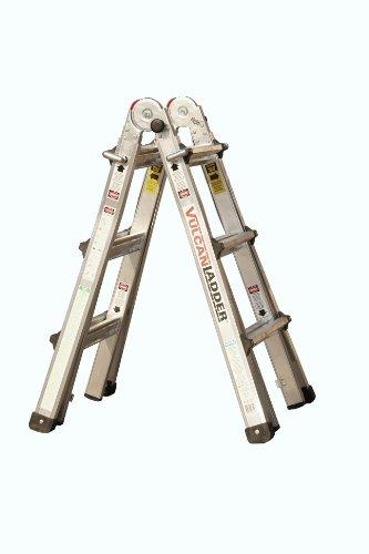 Vulcan Ladder Usa Es 13t11g1 13 Feet Multi Task Ladder