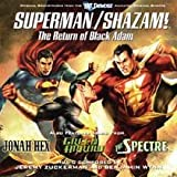 JEREMY ZUCKERMAN & BENJAMIN WYNN SUPERMAN/SHAZAM! THE RETURN OF BLACK ADAM