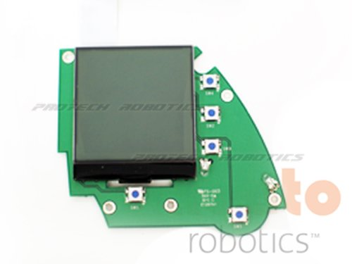 Neato Robotics Lcd Control Panel For The Neato Xv Series