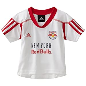 MLS New York Red Bulls Blank Home Call Up Jersey, Toddler