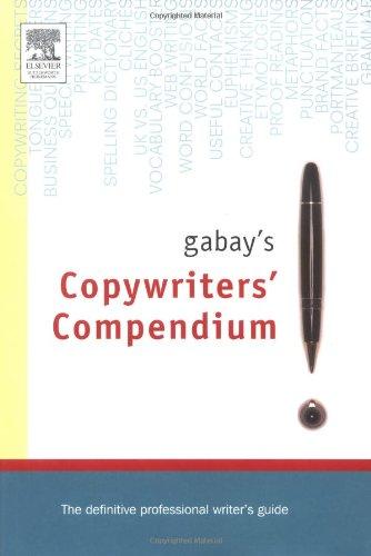 Gabay's Copywriting Compendium