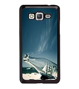 Fuson Premium 2D Back Case Cover Magic bottle With Purple Background Degined For Samsung Galaxy J5::Samsung Galaxy J5 J500F