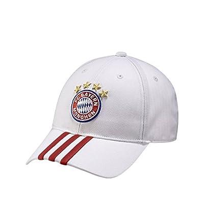 2015-2016 Bayern Munich Adidas 3S Cap (White)