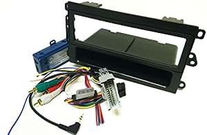 single din dash kit wire harness steering. Black Bedroom Furniture Sets. Home Design Ideas