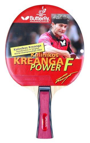 Butterfly Kreanga Power Table Tennis Bat,  Free
