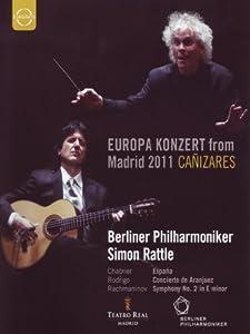 Europa Konzert 11 (Espana/ Concierto De Aranjuez/ Symphony No.2) [Blu-ray] [2011][Region Free]