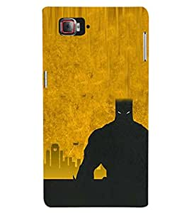 Ebby Premium Printed Mobile Mobile Back Case Cover With Full protection For Lenovo K920 (Designer Case)