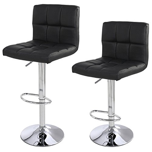 uk-stockcravog-2pcs-synthetic-leather-adjustable-rotating-height-bar-stool-chair-3-colors-black