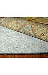 Safavieh Padding Collection PAD130 Grey Area Rug, 5 feet by 7 feet (5\' x 7\')