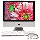 "Apple iMac Aluminum Core 2 Duo T7700 2.4GHz 1GB 320GB DVD±RW Radeon HD 2600 PRO 20"" AirPort OS X w/Webcam & Bluetooth"