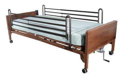 Drive Medical 15004Bv-Pkg-2 Semi Electric Bed