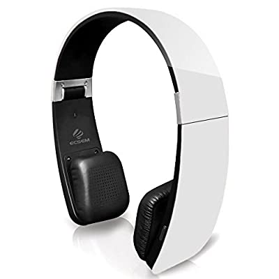 Pyle Sound 6 Bluetooth 2-In-1 Stereo Headphones with Built-in Mic for Call Answering