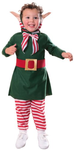Toddler Little Elf Costume