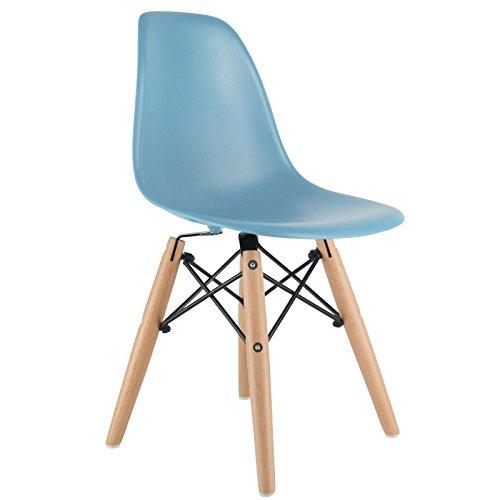 Stuhl DSW, blau