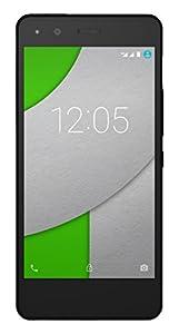 BQ Aquaris A4.5 - Smartphone de 4.5 pulgadas (WiFi, Bluetooth 4.0, GPS, Quad Core Cortex A53 1 GHz, 16 GB de memoria interna, 2 GB de RAM, Android 5.1 Lollipop), color negro