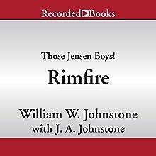 Those Jensen Boys! Rimfire Audiobook by William W. Johnstone, J. A. Johnstone Narrated by Jack Garrett