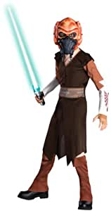 Rubie's Costume Co Big Boys Plo Koon Costume Large
