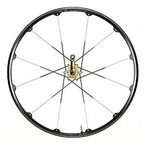 """Crank Brothers Cobalt Black/Gold wheelset 26"""" QR"""