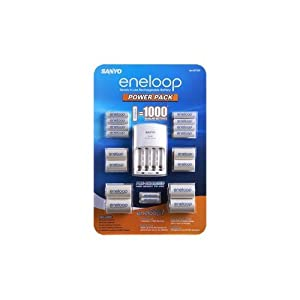 eneloop Power Pack Kit