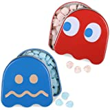 Pac-Man Candy Turned Ghost Sour Tin (Colors may vary)