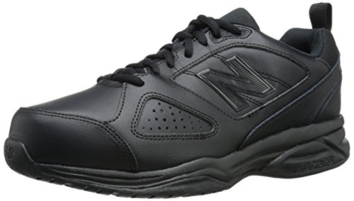 New Balance Men's 623v3 Training Shoe, Black, 14 4E US