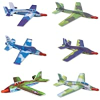 Jet Fighter Gliders 12 Per Pack