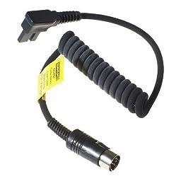 Quantum Turbo Blade Short Connection Cable for Metz [QUACCM5+]