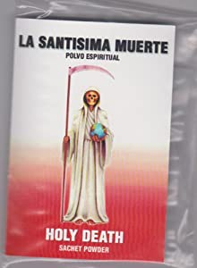 Amazon.com: LA SANTISIMA MUERTE POLVO ESPIRITUAL - HOLY DEATH POWDER
