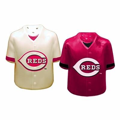MLB Cincinnati Reds Gameday Salt and Pepper Shaker