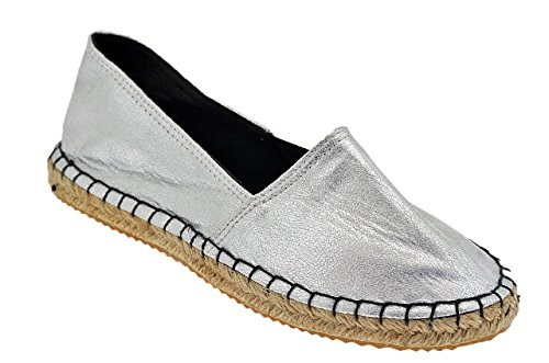 Only Espadrillas Mocassini Nuovo Tg 41 Scarpe Don.