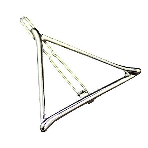 Contever® 1PC Coreano Stile Triangolo Tornante Clip di Capelli Accessori per Capelli Fashion Girl - Argento
