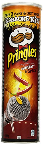 Pringles Hot und Spicy, 3er Pack (3 x 190 g)