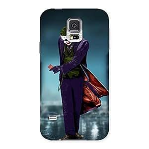 Psyco Multicolor Back Case Cover for Samsung Galaxy S5