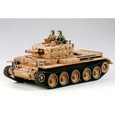 Centaur C.S Mk.IV British Cruiser Tank Mk.VIII,A27L - 1:35 Scale Military - Tamiya