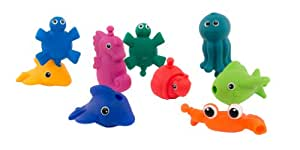 Sassy Snap and Squirt Sea Creatures