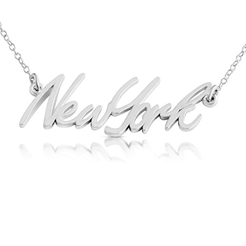 925-sterling-silver-new-york-state-handwritten-script-necklace-usa-ny-18-inches