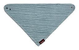 Milkbarn (Zebi Baby) Kerchief Bib - Blue Stripe