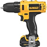 DEWALT DCD710S2 12-Volt Max 3/8-Inch Drill Driver Kit