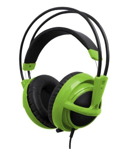 Siberia V2 Full-Size Headset - Headset ( Ohrenschale ) - Grün