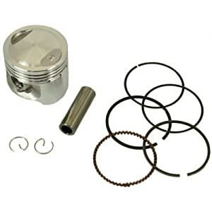 Jaguar Power Sports 125cc 4-stroke Piston and Ring Set