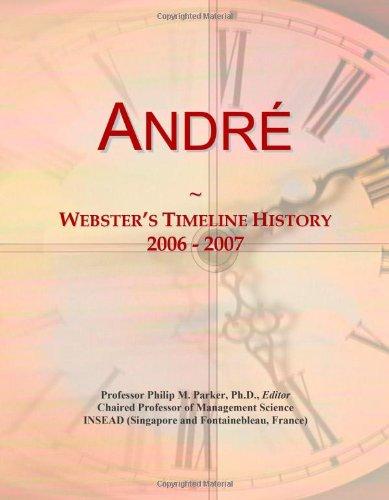 André: Webster's Timeline History, 2006 - 2007