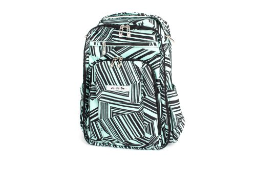 9f0515421346 Ju Ju Be Be Right Back Backpack Diaper Bag Mint Chip - Allen E ...